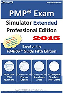 PMP Exam Simulator Extended Professional Edition 2015 [Download]