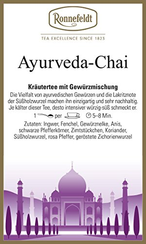 Ronnefeldt - Ayurveda-Chai - Gewürztee - 100g