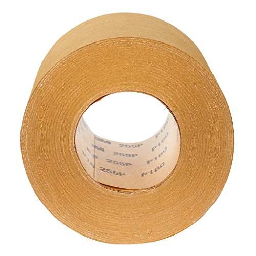 Sbs ® papier abrasif rôle 115 mm x 50 M Grain 60 handschleifpapier sb523
