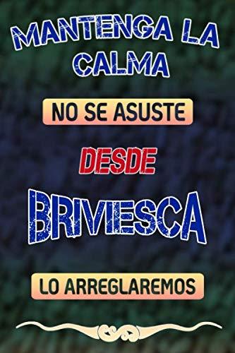 Pas de panique, nous allons le réparer depuis Briviesca lo arreglaremos: Cuaderno | Diario | Diario | Página alineada
