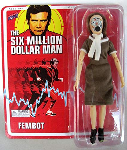 Bif Bang Pow! Six Million Dollar Man 8\