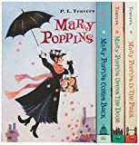 mary poppins boxed set: mary poppins / mary poppins comes back / mary poppins opens the door / mary poppins in the dark