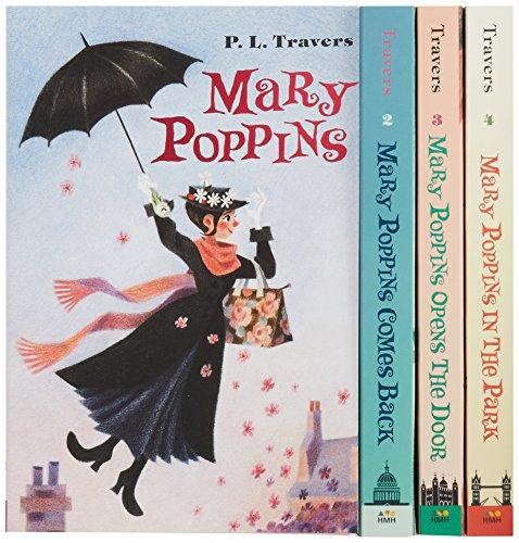 BOXED-MARY POPPINS-4V
