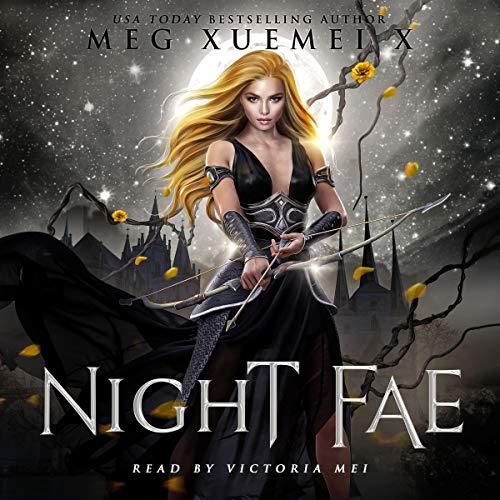 Night Fae Audiobook By Meg Xuemei X cover art