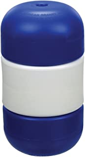 American Granby Handi-Lock Float 5 x 9 Inch Float for 1/2 Inch Rope Blue White Blue