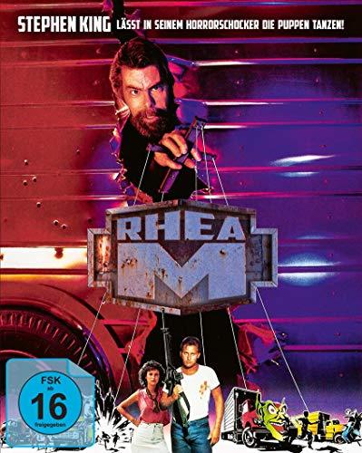 Stephen Kings Rhea M - Es begann ohne Warnung [Mediabook] (exklusiv bei Amazon.de) [Blu-ray]