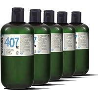 Naissance Jabón natural de Castilla BIO líquido 5 Litros (5 x 1 litro) – Vegano, sin perfumes ni sulfatos.