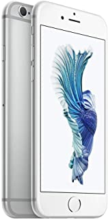 Apple Iphone 6s 32gb Prata Lacrado