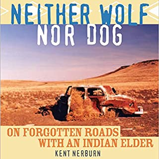 Neither Wolf nor Dog audiobook cover art
