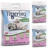 Tigerino Canada - Lettiera per gatti, in polvere,...