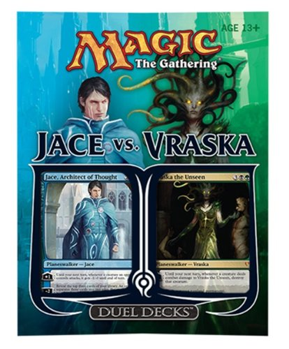 Magic The Gathering Duel Deck - Jace vs Vraska ENGLISCH