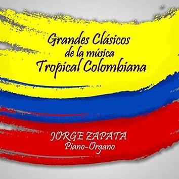 Grandes Clásicos de la Música Tropical Colombiana (Instrumental)