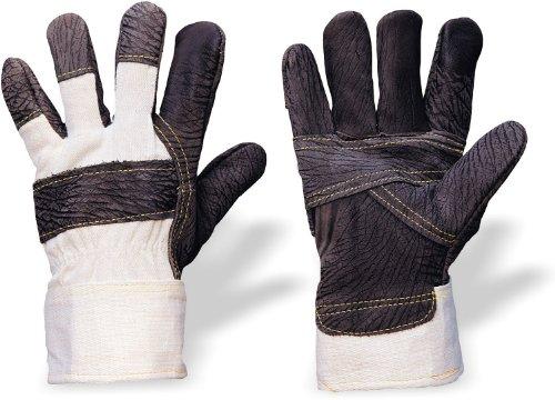 Winterhandschuhe / Möbelleder-Handschuhe SNOW Gr. 11 (6 Paar)