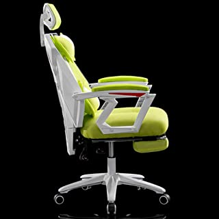 Comfortabele Racing Gaming Fauteuil Draaistoelen Computerstoel voor studeerkamer Conferentieruimte Bureau Executive Ademen...