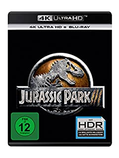 Jurassic Park 3 (4K Ultra HD) (+ Blu-ray)