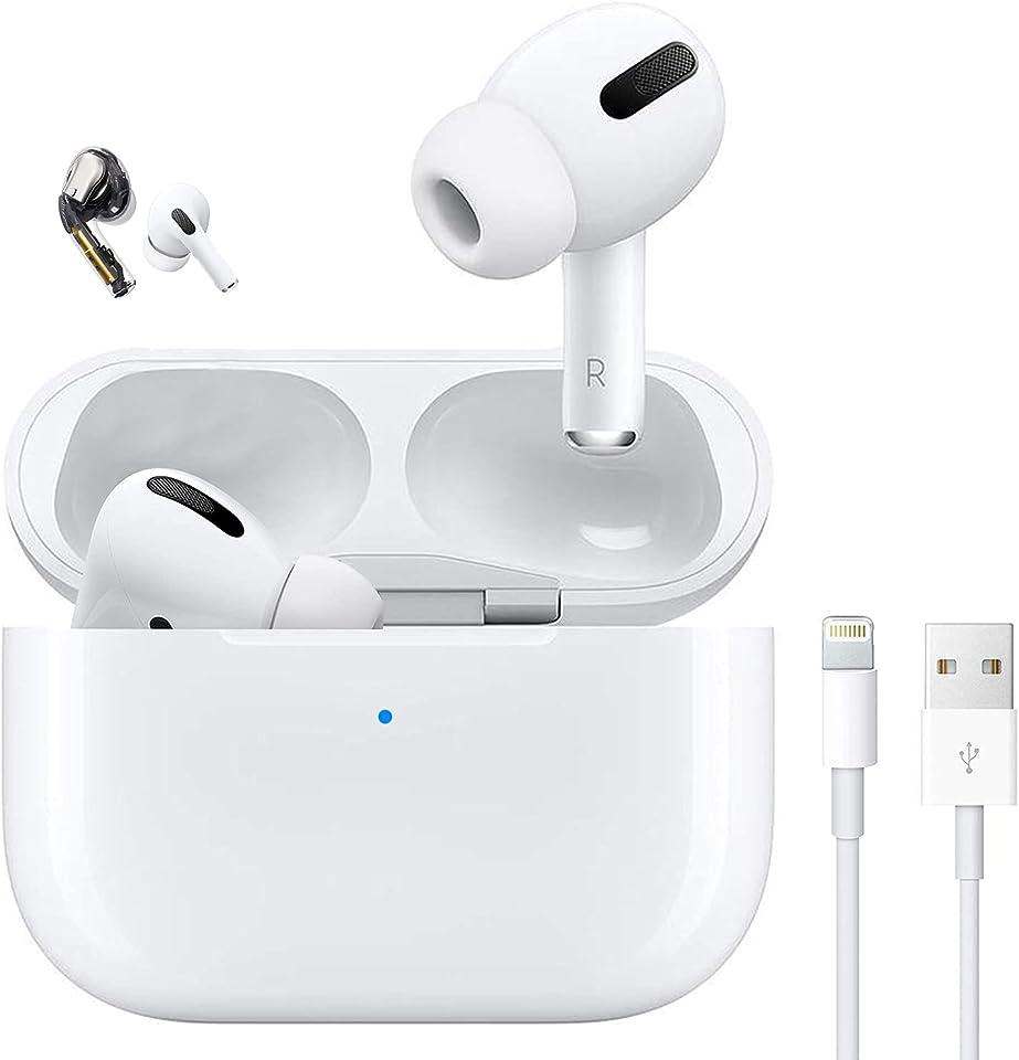 Bluetooth Kopfhörer 5.0,In-Ear Kabellose Kopfhörer,Bluetooth Headset,Sport-3D-Stereo-Kopfhörer,mit 24H Ladekästchen und Integriertem Mikrofon Auto-Pairing für Samsung/Apple/AirPods Pro/iPhone/Android
