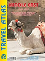 Middle East Travel Atlas: Various Scales