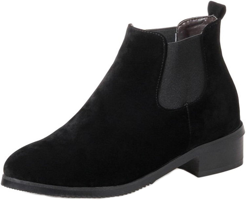 AicciAizzi Women Chelsea Boots Slip-on