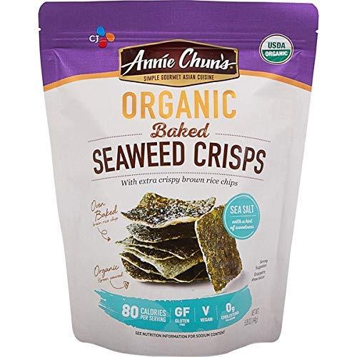 Annie Chun's Baked Seaweed Crisps (Bulk)