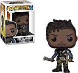 Funko - Figurines Pop Vinyle: Marvel: Black Panther