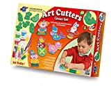 Feuchtmann Spielwaren 6285391 - Art Cutters Zirkus-Set 6 Relief-Ausstechförmchen mit...