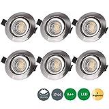 LED Einbaustrahler Ultra Flach 230V