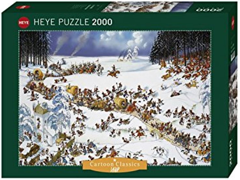 Felices compras Heye Verlag Verlag Verlag - Puzzle de 2000 piezas (9566)  diseños exclusivos