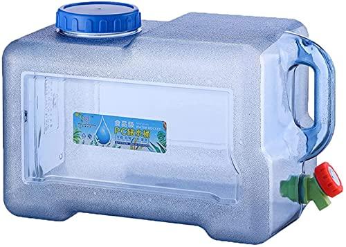 Eje del Agua De Los Alimentos De Agua Jerrican De 18L con El Tanque De La Bidona del Campamento con La Manija para Beber Agua Al Aire Libre para La Oficina