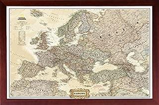 Best europe push pin map Reviews