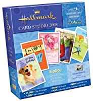 Hallmark Card Studio 2008 Deluxe [OLD VERSION] [並行輸入品]