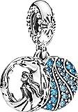 Pandora Donna argento Fermaglio Charm 798456C01