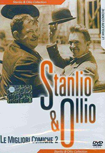 Stanlio & Ollio Le migliori comicheVolume02