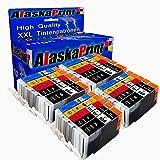 Alaskaprint 550XL 551XL Ersatz für Canon PGI-550 CLI-551 XL Druckerpatronen kompatibel mit Canon Pixma MX-925 MX-725 IP-7250 MX925 IP7250 IX-6850 IX6850 MX725 Patronen Tintenpatronen 20er-Pack