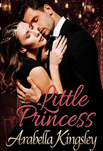 Little Princess A Daddy Dom Romance product image