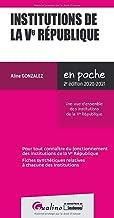 Livres Institutions de la Ve République PDF