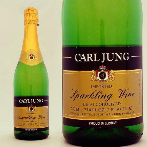 CARLJUNG(カールユング)『スパークリングドライ脱アルコールワイン白』