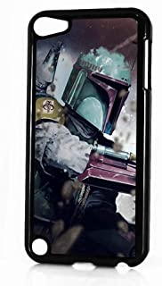 (for iPod Touch 6 / iTouch 6) Back Case Cover - HOT11539 Starwars Boba Fett