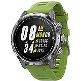 COROS Reloj GPS Multideporte Apex Pro Premium (Silver)