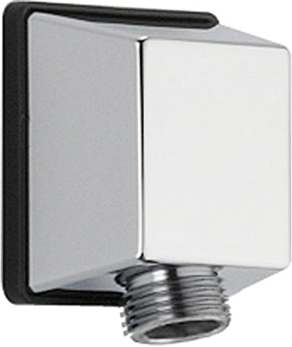 high quality DELTA FAUCET 50570 Wall online sale Elbow high quality Square, Chrome outlet online sale
