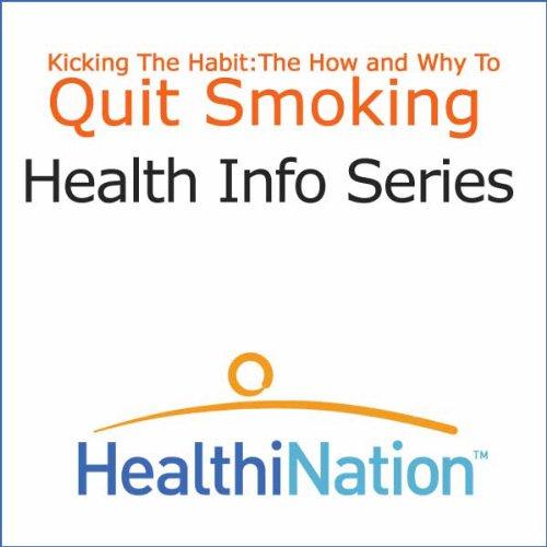 Kick the Habit audiobook cover art
