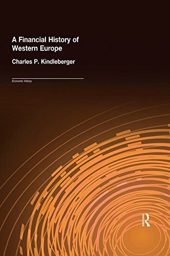Image OfA Financial History Of Western Europe (Economic History)