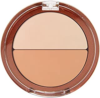 Mineral Fusion Compact Concealer Duo, Neutral Shade, 0.11 Ounce EA