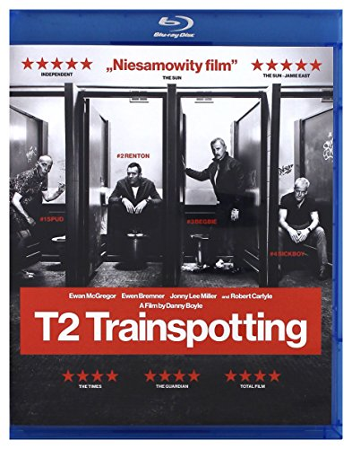 T2: Trainspotting 2 [Blu-Ray] [Region B] (IMPORT) (Keine deutsche Version)