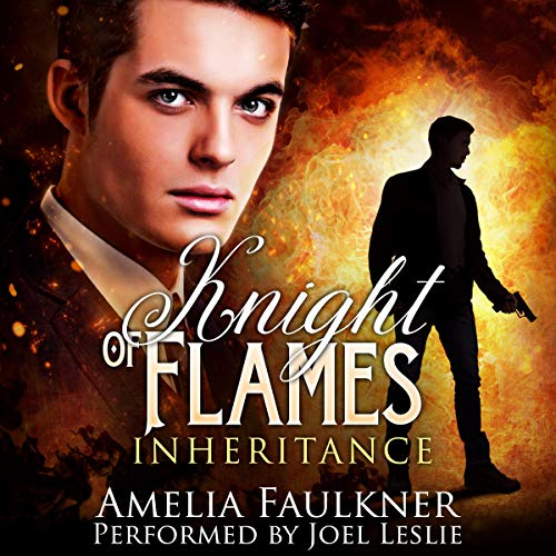 Knight of Flames  audiobook cover art