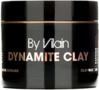 By Vilain Dynamite Professional Hair Styling Clay 2.2oz