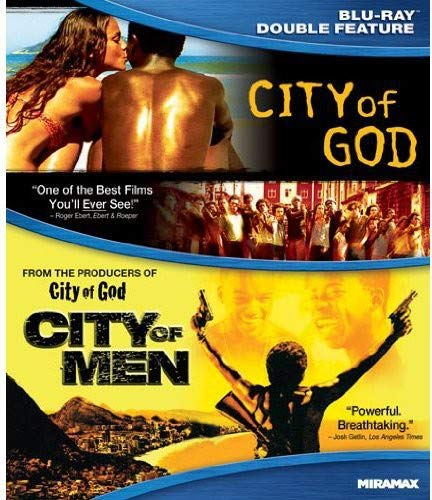 City Of Inventory cleanup selling sale God Men Max 56% OFF - Blu-ray Double Feature