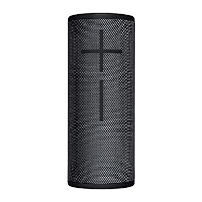 Ultimate Ears BOOM 3 Wireless Bluetooth Speaker, Bold Sound + Deep Bass, Bluetooth, Magic Button, Waterproof, 15 Hours Battery, Range of 150 ft, Night Black from Ultimate Ears