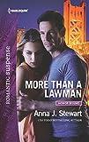 More Than a Lawman (Honor Bound)