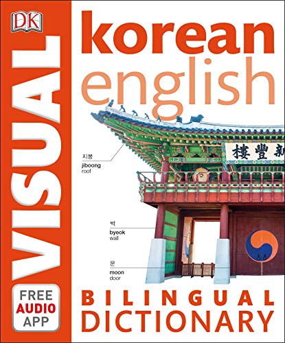 Korean-English Bilingual Visual Dictionary with Free Audio App