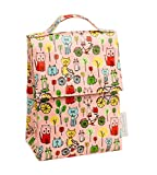 Sugarbooger Classic Lunch Sack, Go Kitty Go